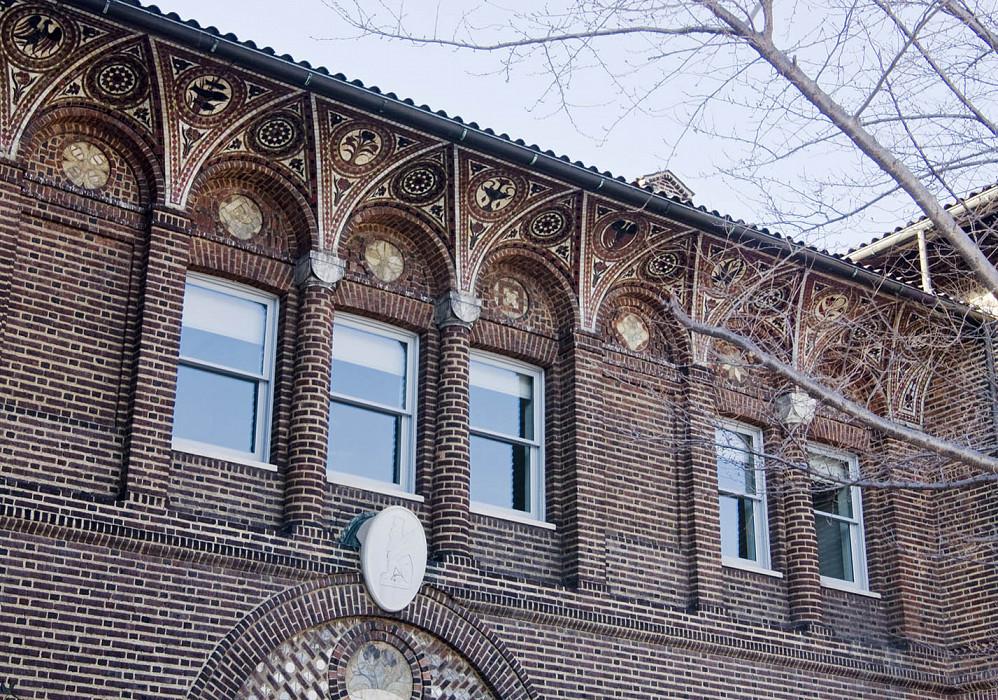 1899 Splendor Restored, Penn Museum of Archaeology West Wing Renovation