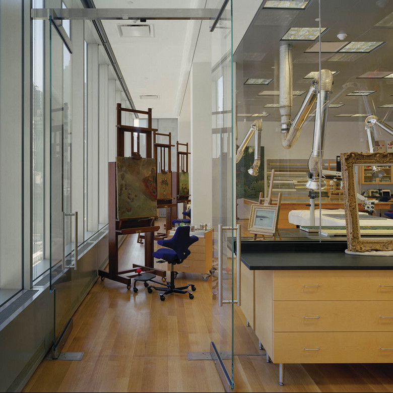 Conservation Labs, MoMA