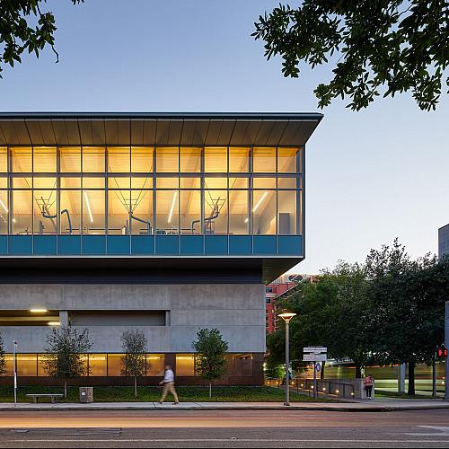Museum of Fine Arts, Houston: Sarah Campbell Blaffer Foundation Center for Conservation, Houston, TX