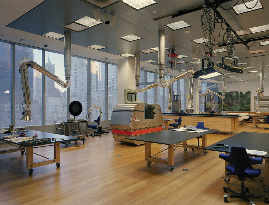 Sculpture Lab, MoMA Conservation Labs