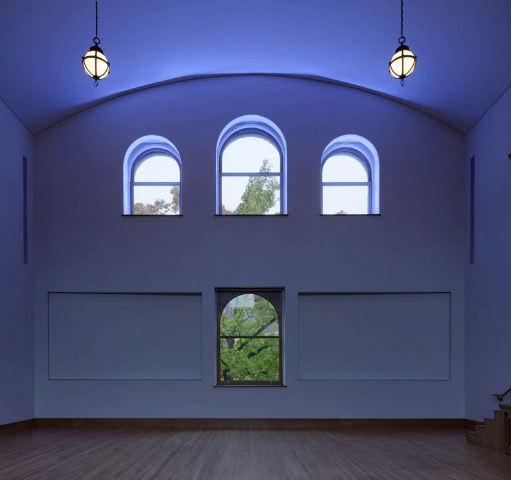 Sound and Light, Penn Museum of Archaeology, Widner Hall
