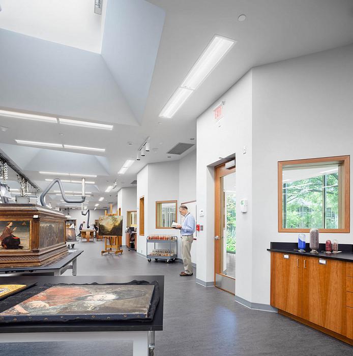 Art Conservation, Yale University