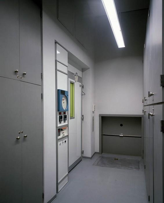 Cool:Cold Vault, Agnes Mongan Center, Harvard University Museum