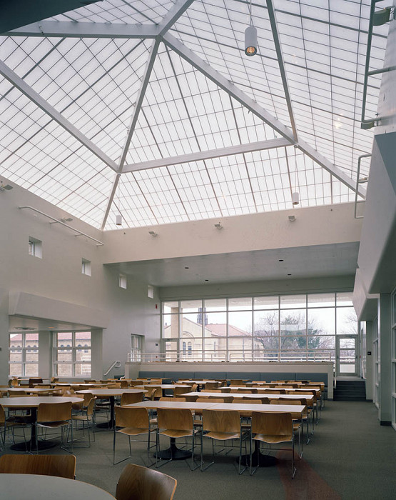 South Dining Commons, Stevenson Hall, Oberlin College