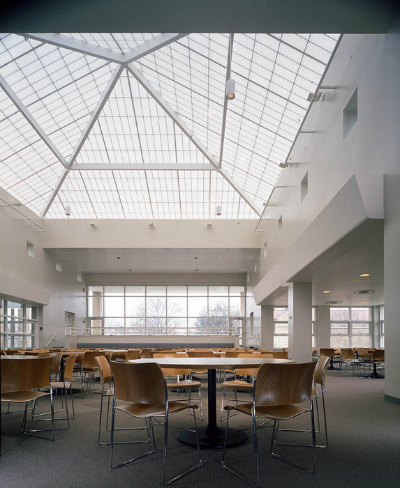 North Dining Commons, Stevenson Hall, Oberlin College