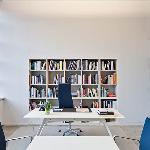 Director's Suite & Boardroom, Solomon R. Guggenheim Foundation & Museum