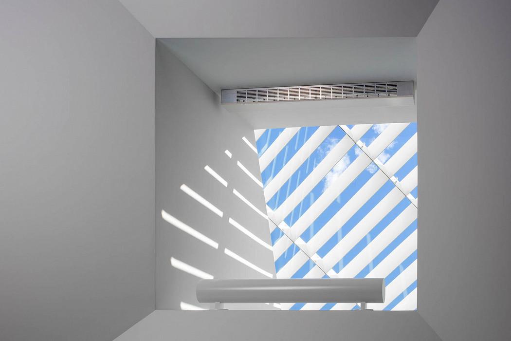 North light only, Art Conservation, Yale University