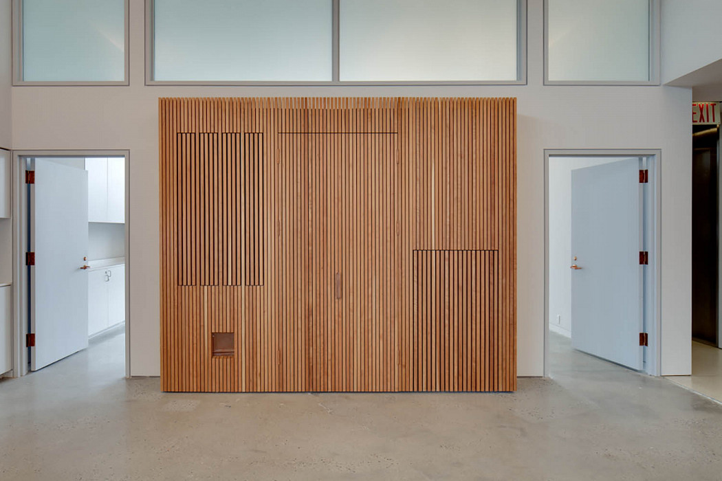A:V Cabin, Guggenheim Museum