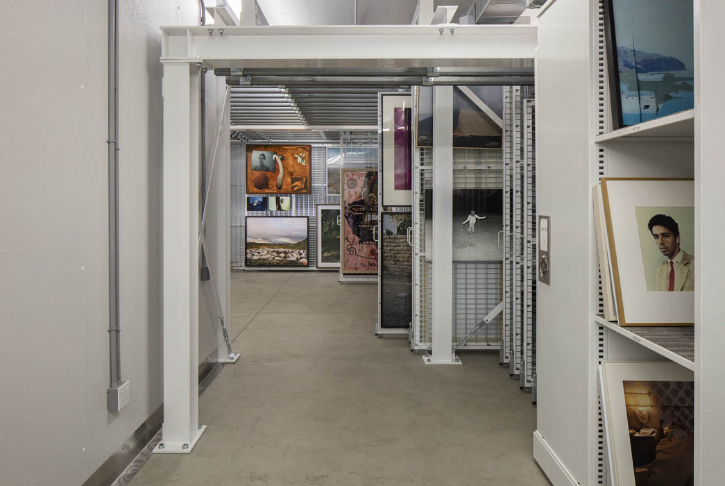 Cold Storage, Conservation Lab & CollectionSupport SFMOMA
