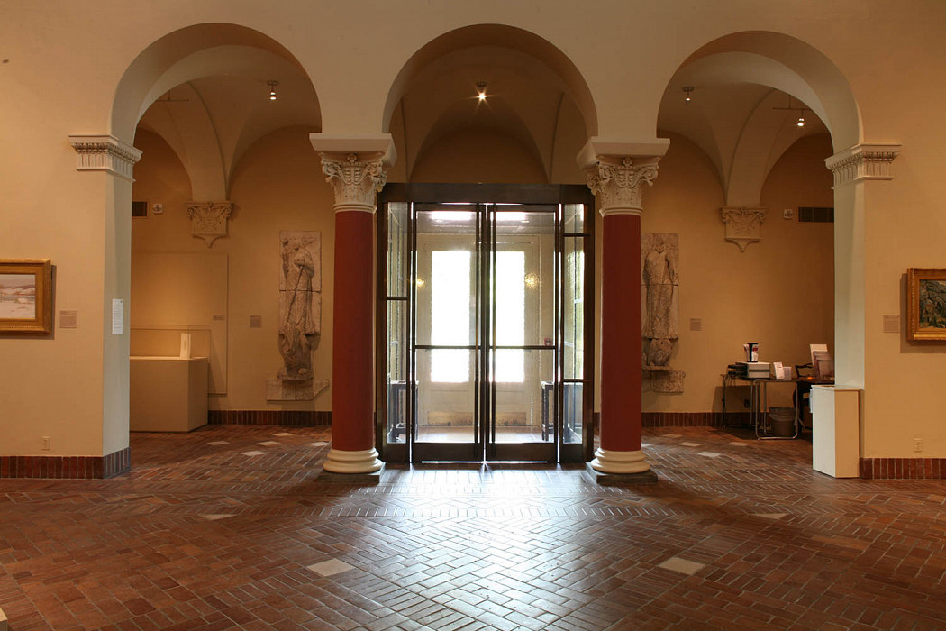 Bronze Entry Vestibule, Allen Memorial Art Museum Expansion & Renovation, Oberlin College