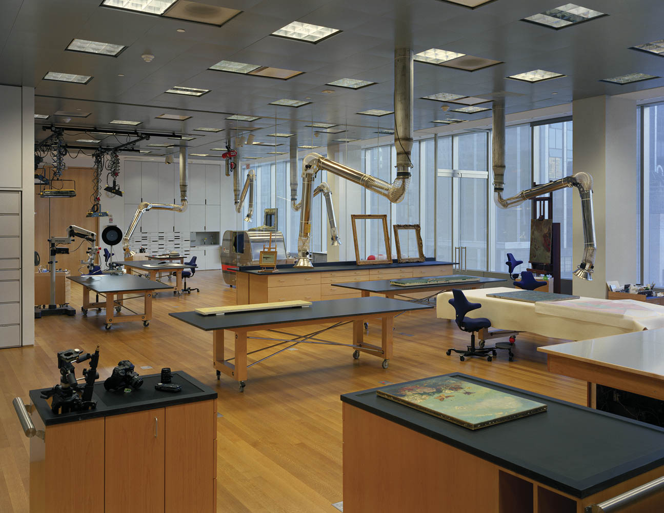 Conservation Labs Moma