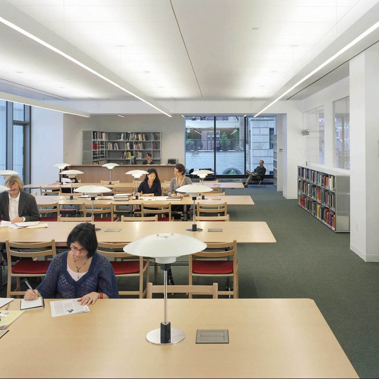 Library & Museum Archives, MoMA