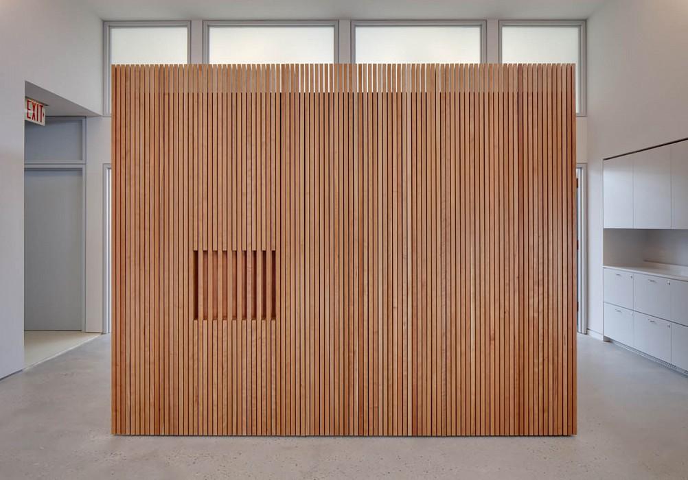 Admin Cabin, Guggenheim Museum