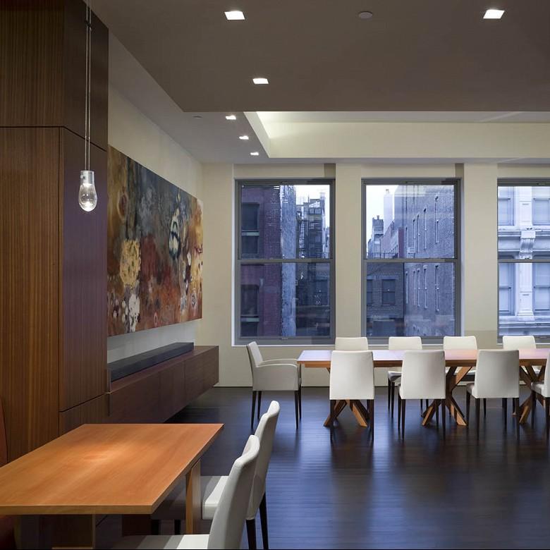 Mercer Greene Apartment