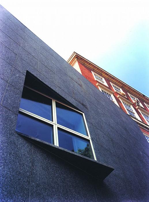North Window, Agnes Mongan Center, Harvard University Museum